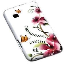 Design 5 Silicone TPU per cellulare Cover Case Guscio Custodia Protettiva per Samsung s5260 Star 2