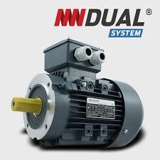 Elektromotor Drehstrommotor 1,1KW 80-2 B14 3000 rpm 230/400V