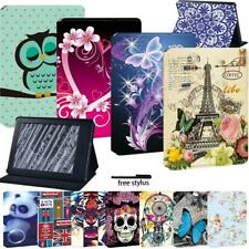 Cuero Soporte Funda Cubierta para Tablet Amazon Kindle 8th/10th Paperwhite 1/2/3/4