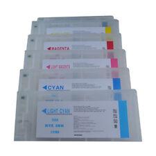 Epson Stylus Pro 10000 / 10600 Empty Refillable Cartridge with Chip--6pcs / set