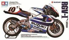 Suzuki Rag - XR89 - 1/12 Bike Model Kit - Tamiya 14081