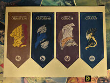 Dark Souls Four Knights Vintage Style Home Decor Poster Wall Painting