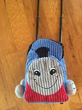 Thomas the Train Rolling Backpack Toddler Child Overnight Bag