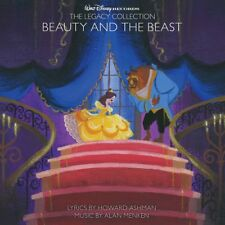 DISNEY - THE LEGACY COLLECTION: BEAUTY AND THE BEAST (OST) -   2 CD NEUF