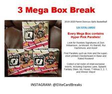 Portland Trail Blazers Break #1 Panini Donruss Optics Mega Box