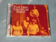 Excellent CD  FIVE MAN ELECTRICAL BAND Absolutely Right