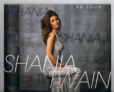 Shania Twain 1998 tour book