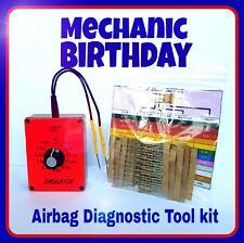 Mechanic Birthday Present Tool kit  AIRBAG RESISTOR Diagnostic  repair TRACE kit