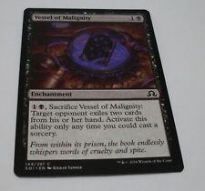 MTG Karte - Vessel of Malignity - Enchantment - Magic the Gathering Neu