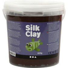 Silk Clay®, Braun, 650g