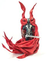 KC-C-SPD-DLX: 1/12 Custom Deluxe Red wired cape for McFarlane Spawn (No Figure)