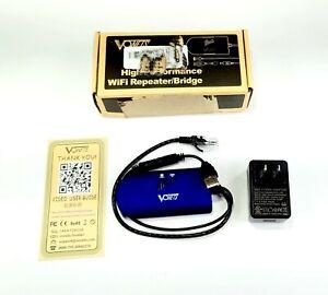 Vonets VAP11G-300 Wireless Portable Wifi Repeater/Bridge/AP Modes, Pocket Design
