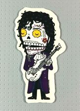 "Day of the Dead Prince Sticker 4"" Jose Pulido Music"