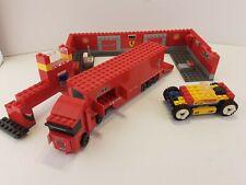 Lego Racers Ferrari Truck & Other Ferrari Lego Components See Pics Free Shipping