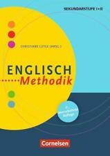 Fachmethodik / Englisch-Methodik (2. überarbeitete Auflage) von Grit Alter (2018, Taschenbuch)