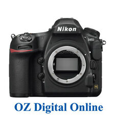 New Nikon D850 DSLR 45MP 4K WiFi Digital SLR Camera Body 1 Year Aust Wty