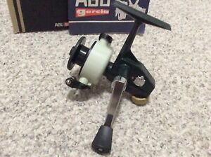 Very Nice Zebco Cardinal 3 Trout Spin Reel Sweden W/Box...See Pics NR