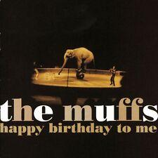 "The MUFFS 'Happy Birthday"" LP New SFTRI Red Kross Pandoras Pixies Leaving Trains"