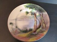 Collector's plate 'Scene at Lorne' by Royal Doulton. D6310