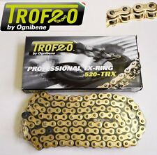 TROFEO CATENA ORO X-RING 520 TRX 120 DUCATI MONSTER 696 2008-2012
