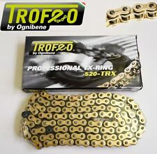 TROFEO CATENA ORO X-RING 520 TRX 120 DUCATI MONSTER 695 2007-2008