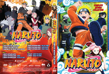 DVD NARUTO Complete Movies Collection 1 - 11 ~ English Dubbed Free Shipping