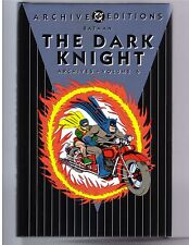 Batman: The Dark Knight Archives #6 Hardcover