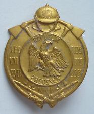 Orden, Verdienste um das Feuerlöschwesen der Republik Preussen 1925  (Art.2820)