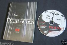 ROSE BYRNE 'DAMAGES' 2010 PROMO DVD