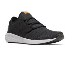 New Balance Mens Fresh Foam Cruz V2 Knit Running Shoes Trainers Sneakers Black