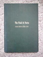 1909-10 Detroit First Presbyterian Church The Field and Force Monthly Newspaper