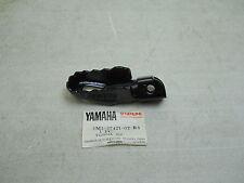 Yamaha NOS DT125, 1980, Black Footrest, # 1M1-27421-02-R4   d-25