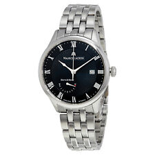 Maurice Lacroix Masterpiece Black Dial Automatic Mens Watch MP6807-SS002-310