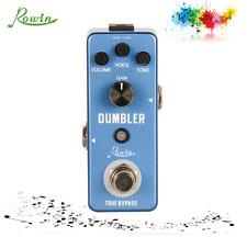 Rowin Dumbler mini Guitar Effect Pedal with Trueby Pass LEF-315