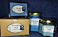 **NEW** Hand Poured Fresh Scents Soy Candles, Tarts & Votives - Moonlight Path