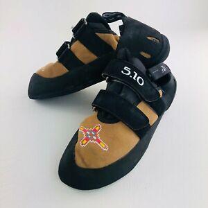 Five Ten Stealth Onyxx 5.10 Bouldering Rock Climbing Shoes US 8.5 Mens 10 Womens