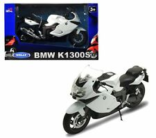 WELLY 1:10 MOTORCYCLE BMW K1300S Diecast Motorcycles