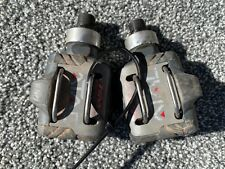 Time ATAC Mountain Bike Clipless Pedals Gray