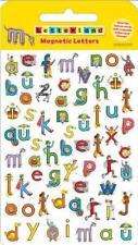 NUEVO magnético Letras (Letterland) por Wendon,LYN blando Hoja LIBRO 97818620919