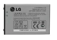LG LGIP-400N Battery Optimus M/C/U/V/T/S/1 VM670 LS670 MS690 P500 P509 1500mAh