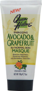 Avacado & Grapefruit Facial Masque by Queen Helene, 6 oz
