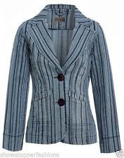 Tailleur e abiti sartoriali da donna Blu Giacca