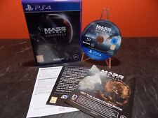 Mass Effect Andromeda Sony Playstation 4 PS4 PAL S081
