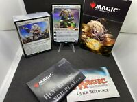 MTG Magic The Gathering Planeswalker Deck Ajani Core Set 2019 M19 NEW OPEN BOX