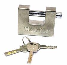 70 mm Shutter Lucchetto con 3 chiavi di sicurezza di qualità professionale TZ lk012