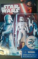 "Star Wars The Force Awakens  Snowtrooper 3.75"" figure..........h"