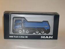 "Herpa 922258 MAN TGS M 8x4 Rundmulden Kipper "" Sondermodell für MAN """