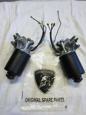 Lamborghini Countach headlight folding light pod motor left + right