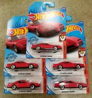 Hot Wheels 2020 Muscle Mania 84 Pontiac Firebird  Lot of 5 Brand New NIP