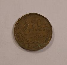 20 Francs Frankreich France 1952 Republique Francaise (C2)